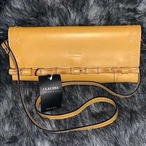 Claudia Firenze clutch or crossbody bag Italy made